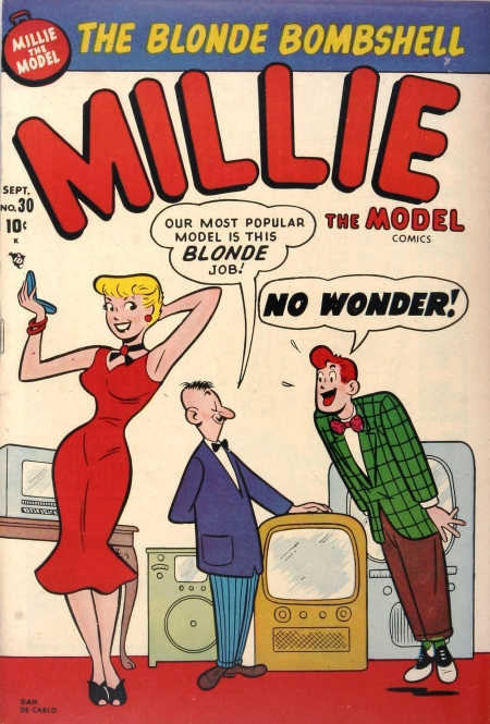 Millie the Model 30 Cover Image