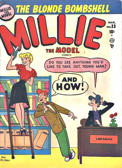 Millie the Model 33 Cover Image