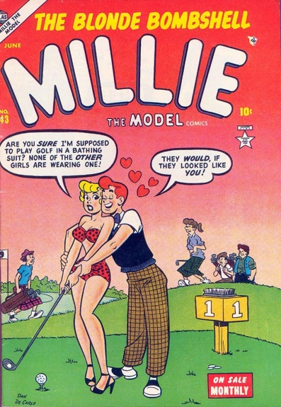 Millie the Model 43 Cover Image