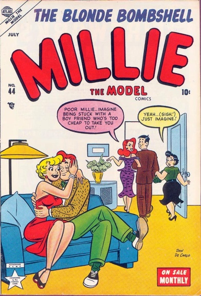 Millie the Model 44 Cover Image