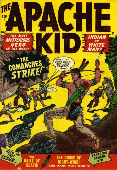 Apache Kid 53(1) Cover Image