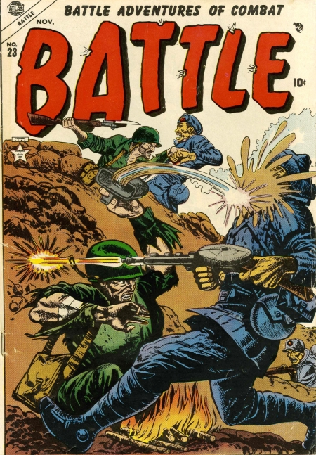 Battle 23 Cover Image