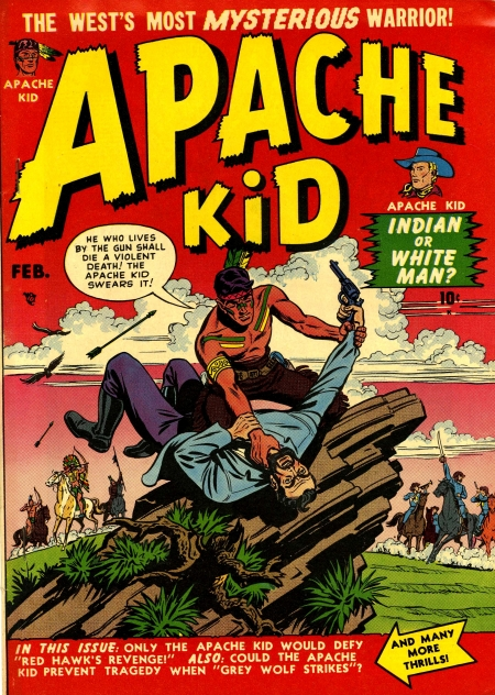 Apache Kid 2 Cover Image