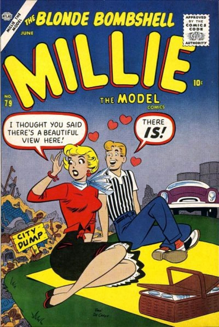 Millie the Model 79 Cover Image