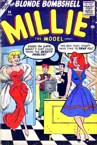 Millie the Model 94 Cover Image