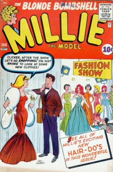Millie the Model 104 Cover Image