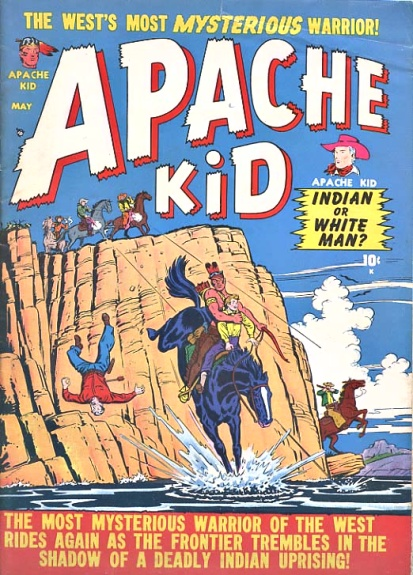 Apache Kid 5 Cover Image