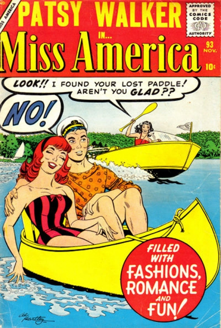 Miss America 93 Cover Image