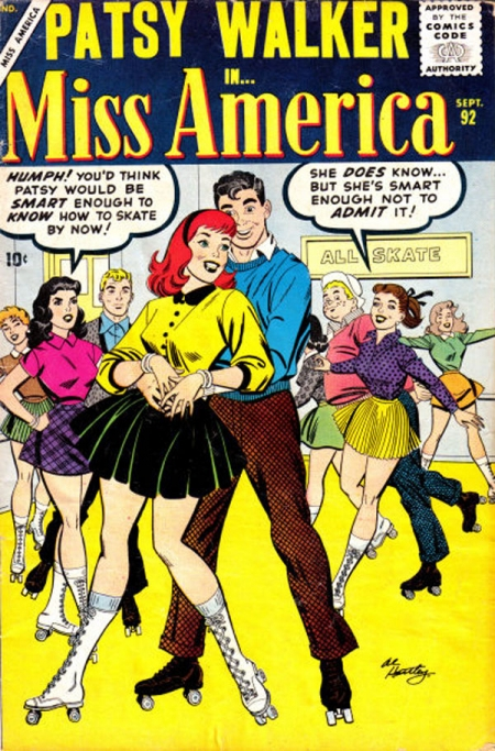Miss America 92 Cover Image