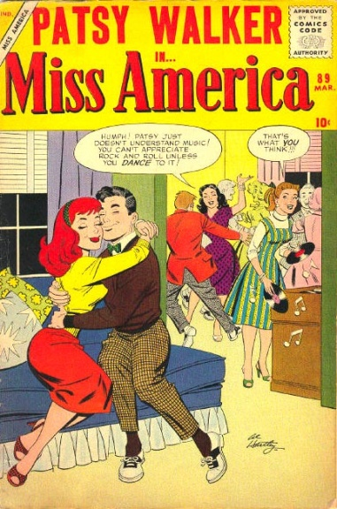 Miss America 89 Cover Image