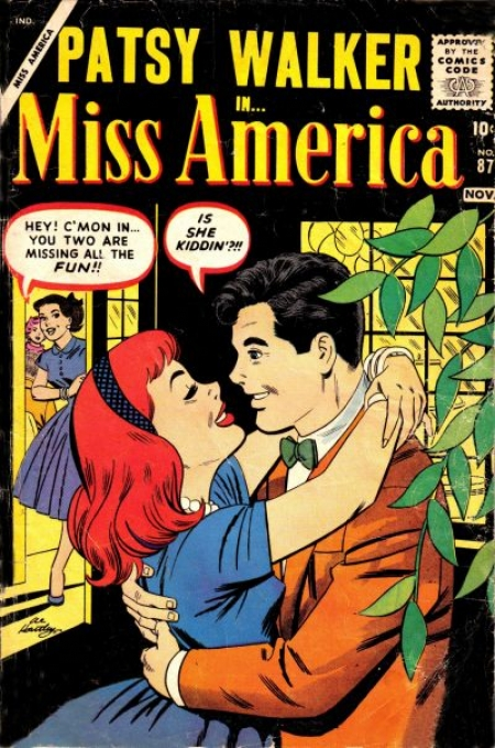 Miss America 87 Cover Image