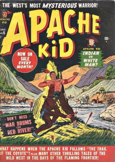 Apache Kid 6 Cover Image