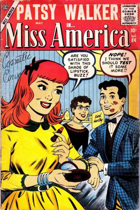 Miss America 84 Cover Image