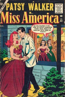 Miss America 83 Cover Image