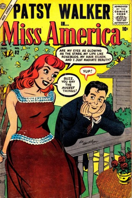 Miss America 82 Cover Image