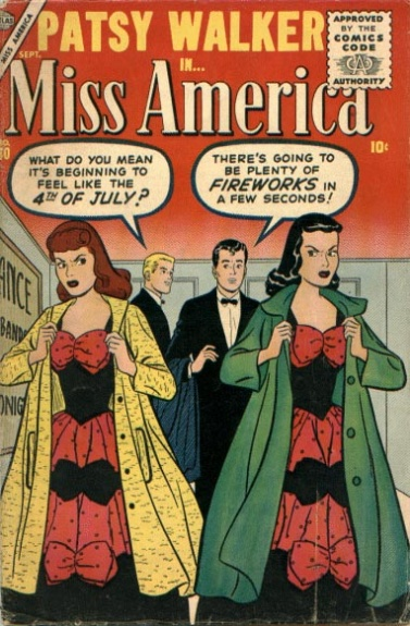 Miss America 80 Cover Image