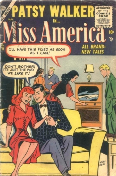 Miss America 76 Cover Image