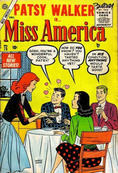 Miss America 75 Cover Image