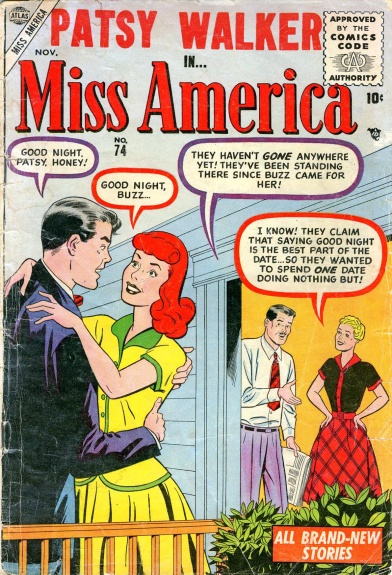 Miss America 74 Cover Image