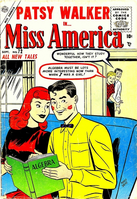 Miss America 72 Cover Image