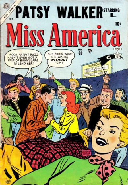 Miss America 68 Cover Image