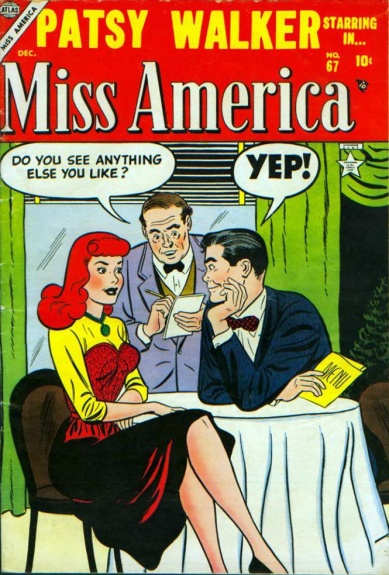 Miss America 67 Cover Image