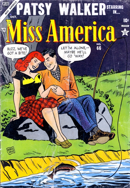 Miss America 66 Cover Image