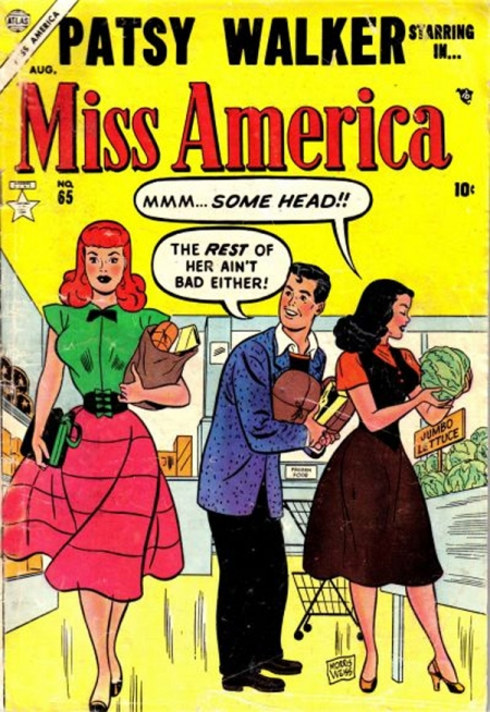 Miss America 65 Cover Image