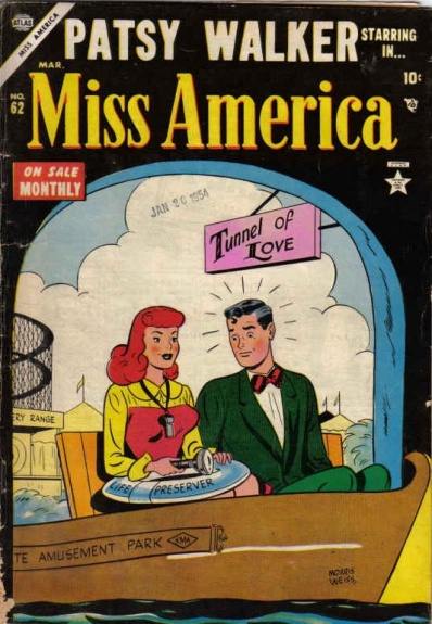 Miss America 62 Cover Image
