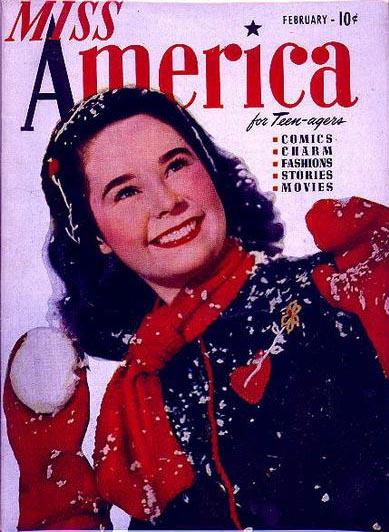 Miss America v1 5 Cover Image