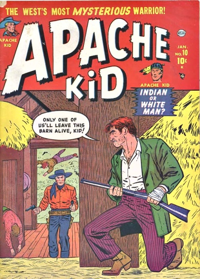 Apache Kid 10 Cover Image