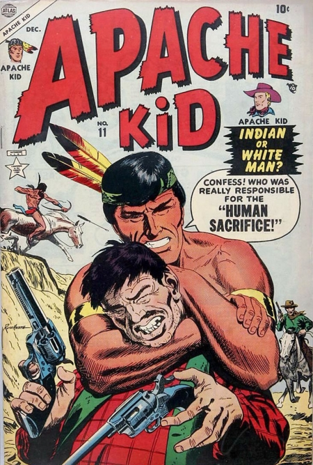Apache Kid 11 Cover Image