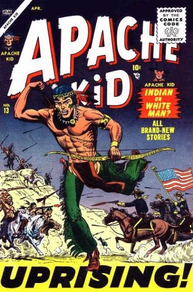 Apache Kid 13 Cover Image