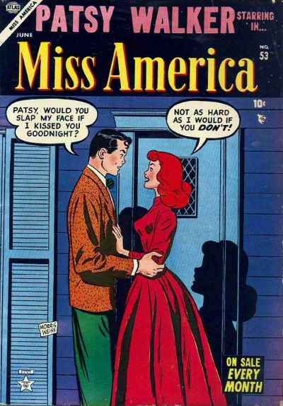 Miss America 53 Cover Image