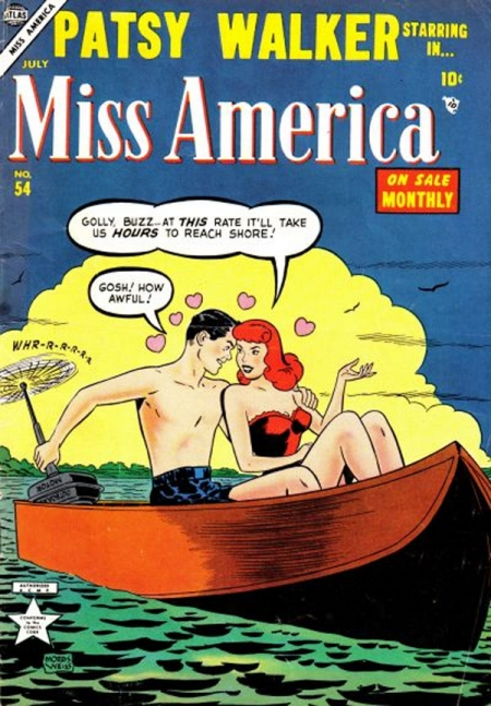 Miss America 54 Cover Image