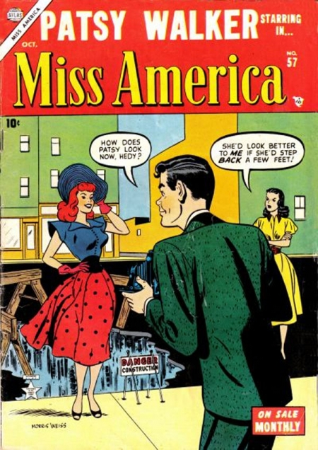 Miss America 57 Cover Image