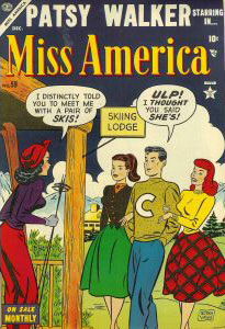 Miss America 59 Cover Image