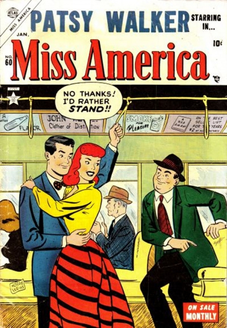 Miss America 60 Cover Image