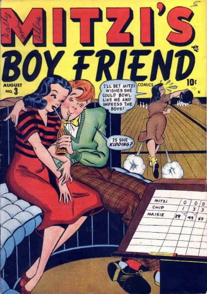 Mitzi's Boy Friend 3 Cover Image