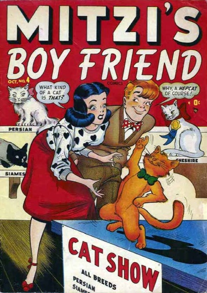 Mitzi's Boy Friend 4 Cover Image