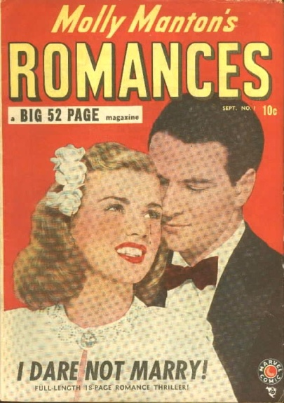 Molly Manton's Romances 1 Cover Image