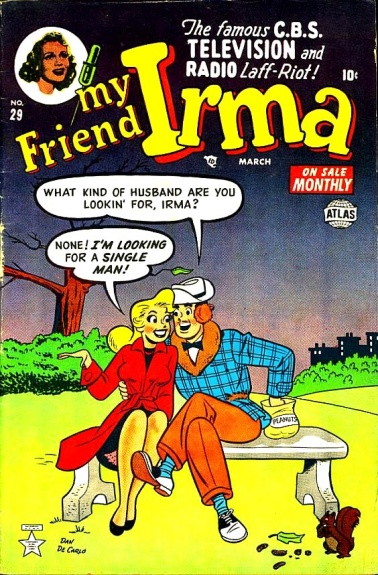 My Friend Irma 29 Cover Image