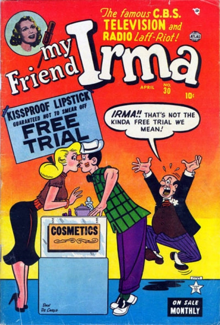 My Friend Irma 30 Cover Image
