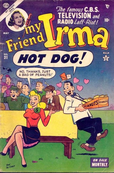 My Friend Irma 31 Cover Image