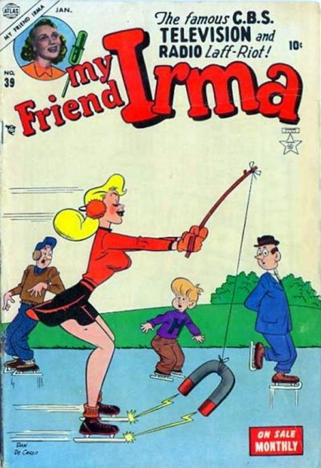 My Friend Irma 39 Cover Image