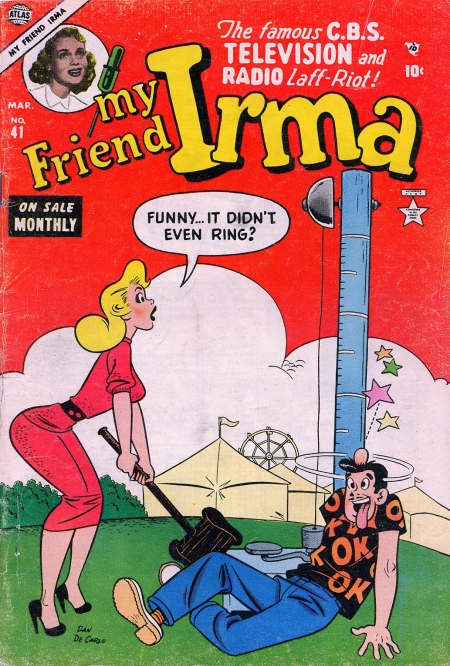 My Friend Irma 41 Cover Image