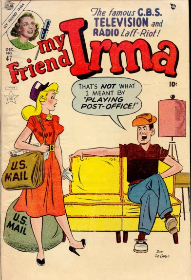 My Friend Irma 47 Cover Image