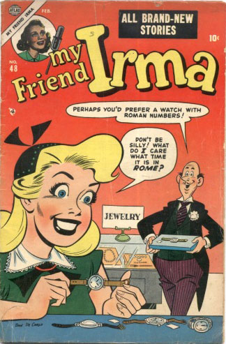 My Friend Irma 48 Cover Image