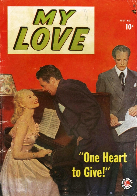 My Love 1 Cover Image