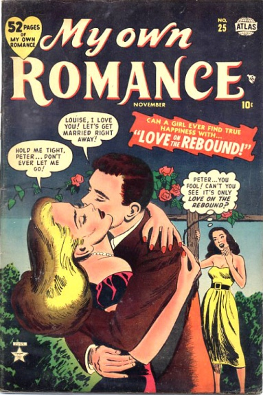 My Own Romance 25 Cover Image